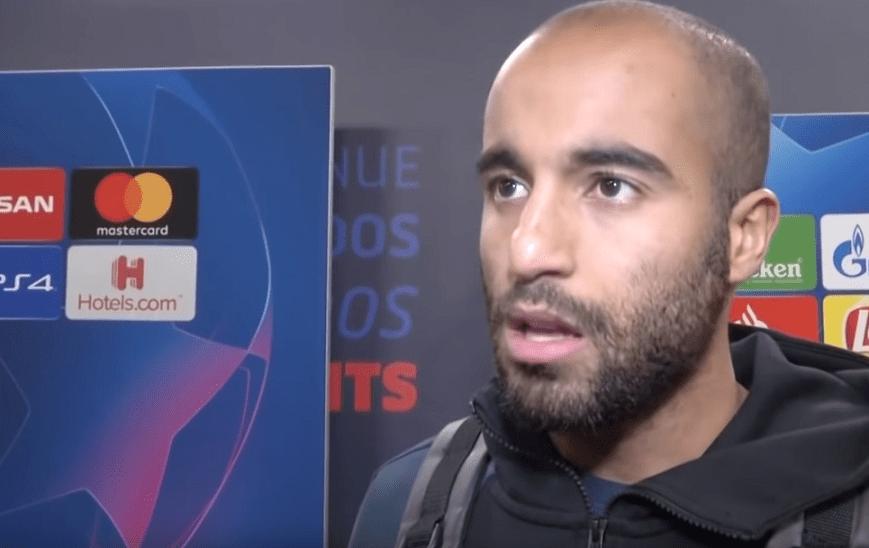 Anciens - Lucas Moura célèbre son but contre le Barça en évoquant la remontada