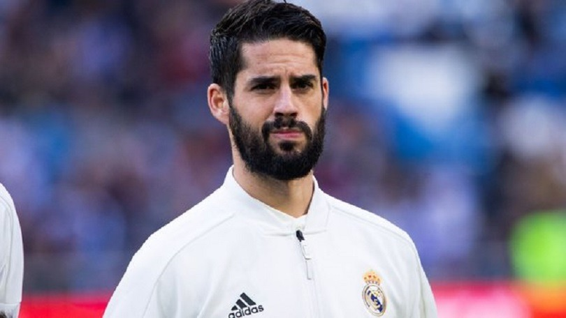 Mercato - Isco dément la rumeur d'un départ du Real Madrid