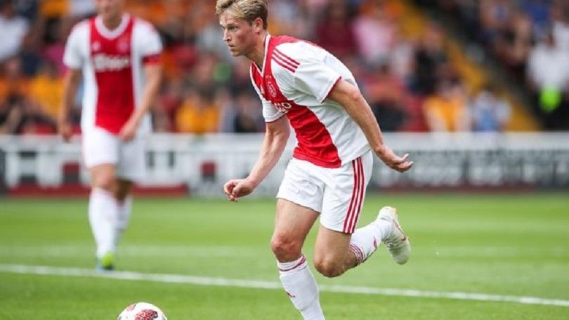 Mercato - Le père de Frenkie De Jong confirme un départ probable, mais pas forcément pour aller au PSG
