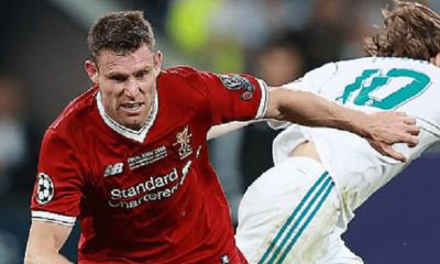 """PSG/Liverpool - Milner """"un match assez équilibré et nous avons eu des chances de le gagner"""""""