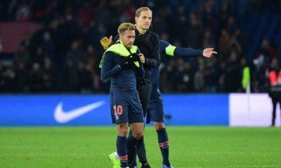 Neymar ne s'est pas entraîné ce vendredi, mais devrait reprendre dimanche selon RMC sport