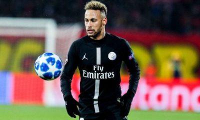 Neymar ne s'est pas entraîné et est resté aux soins ce jeudi