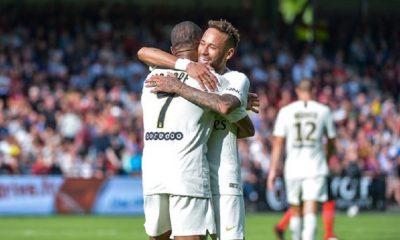 Neymar publie un joli message d'anniversaire pour Mbappé, un peu avance