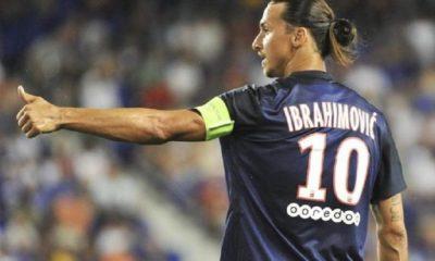 Anciens - Le onze de rêve de Ibrahimovic avec deux joueurs actuels du PSG et Maxwell