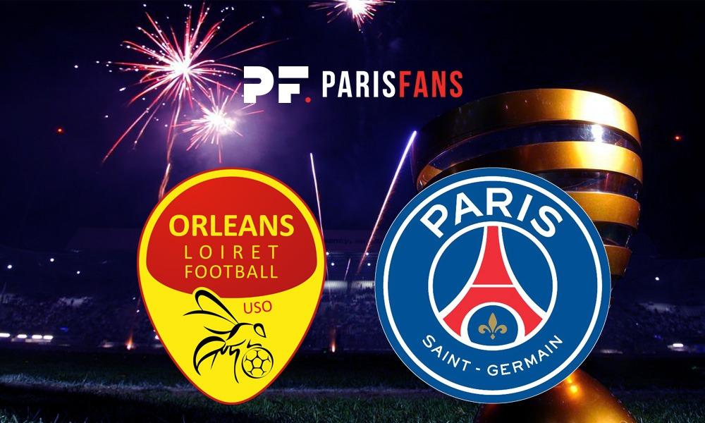 Orléans/PSG - Les équipes officielles : Dani Alves et Choupo-Moting titulaires, Mbappé sur le banc et pas de Rabiot