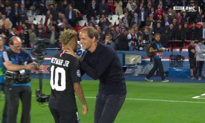 PSG: Neymar + Tuchel accolade