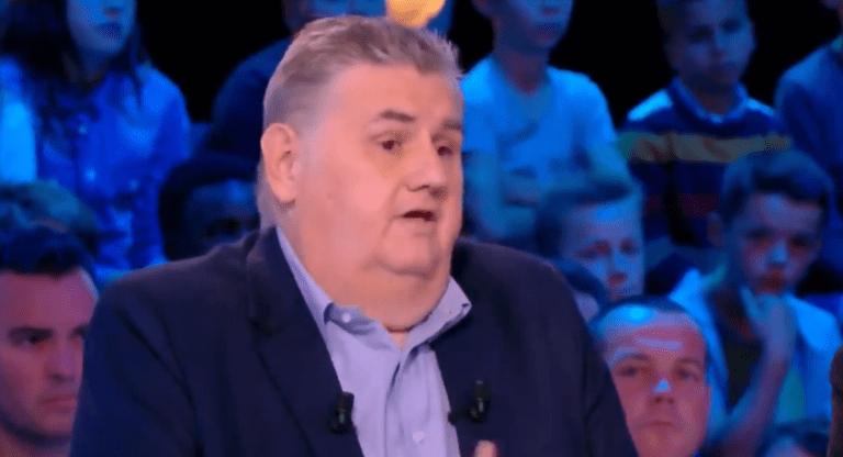 """Pierre Ménès """"Je pense que les Parisiens n'oublieront pas les moqueries et les tacles assassins reçus"""""""