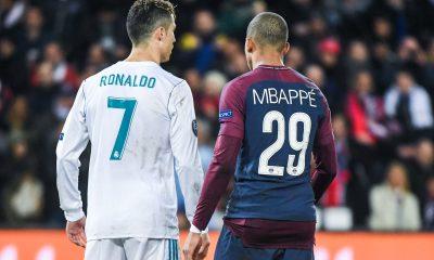 Cristiano Ronaldo + Kylian Mbappé
