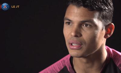 """Manchester United/PSG - Thiago Silva """"S'ils sont en 8e de finale, c'est qu'ils ont fait de bonnes choses"""""""