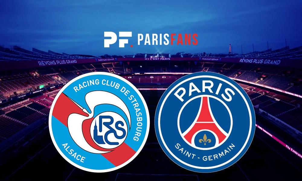 Strasbourg/PSG - Les équipes officielles : Cavani capitaine et beaucoup de rotation