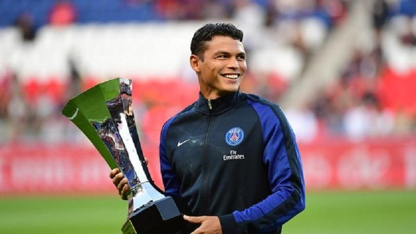 Thiago Silva remercie les supporters du PSG pour leur soutien
