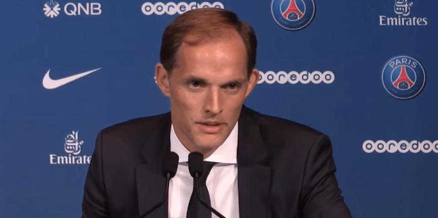 "Strasbourg/PSG - Tuchel ""on manque un peu de chance, un peu de décisions clés"""