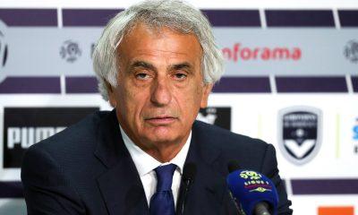 """Halilhodzic: """"Pour faire un exploit contre le Paris Saint-Germain, il faut avoir un peu de chance et être réaliste devant le but"""""""