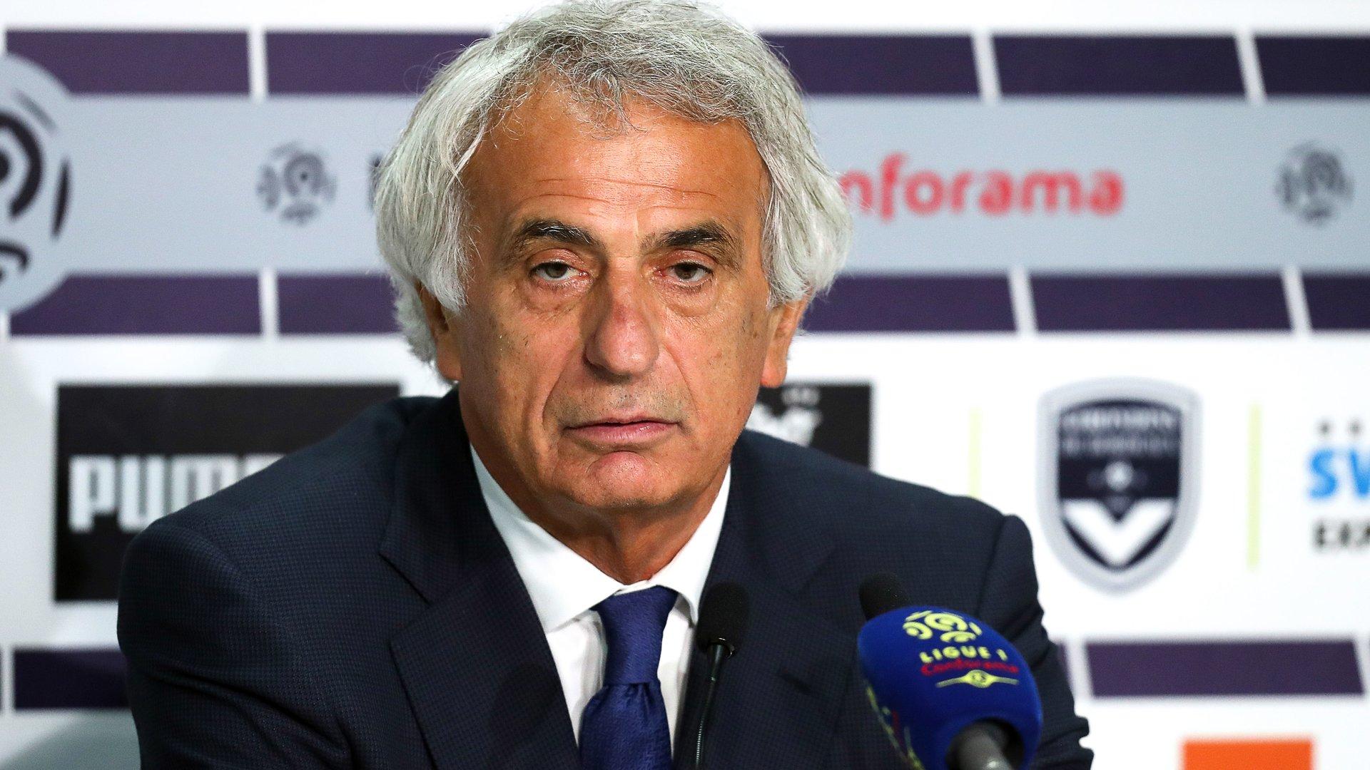 Halilhodzic: «Pour faire un exploit contre le Paris Saint-Germain, il faut avoir un peu de chance et être réaliste devant le but»