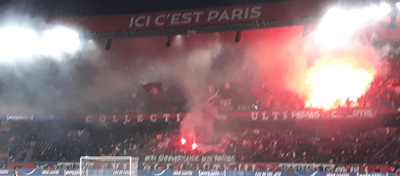 PSG/Nantes - Une sanction très probable suite aux fumigènes utilisés au Parc des Princes