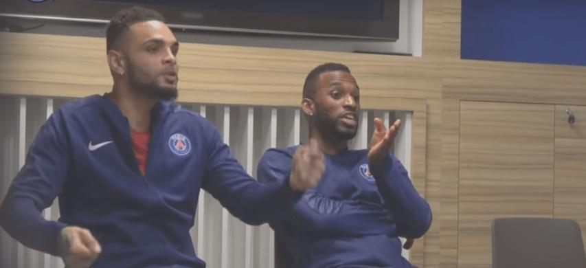 Les joueurs du PSG piégés en caméra cachée avec de fausses nouvelles règles, 2e épisode