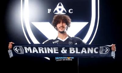 Mercato - Yacine Adli quitte le PSG pour rejoindre les Girondins de Bordeaux, c'est officiel !