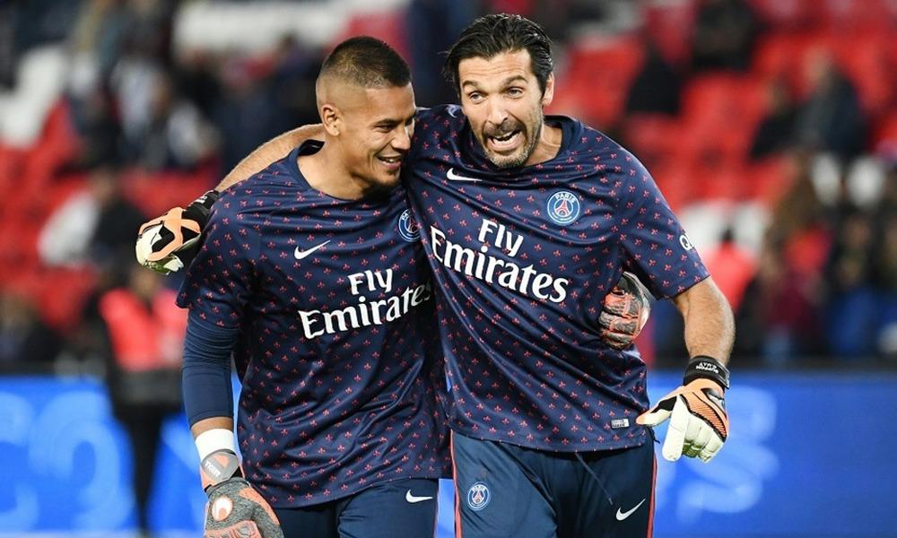 """Buffon : Areola """"je vois bien qu'il va devenir d'ici 1 an ou 2 maximum l'un des meilleurs gardiens d'Europe"""""""