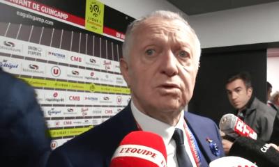 """OL/PSG - Aulas: """"Sans Verratti et Neymar cela nous donne plus de chances de créer l'exploit"""""""