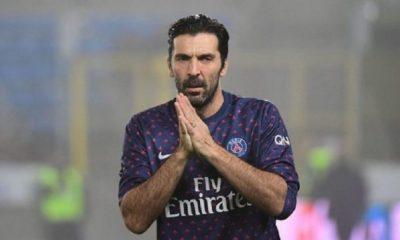 """Buffon """"Le PSG est totalement différent de ce que je connaissais... Paris est en train de construire les bases d'un immense futur"""""""