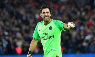 """PSG/Guingamp - Buffon """"9-0, pour moi, c'est parfait"""""""