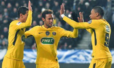 Di Maria + Neymar + Mbappé