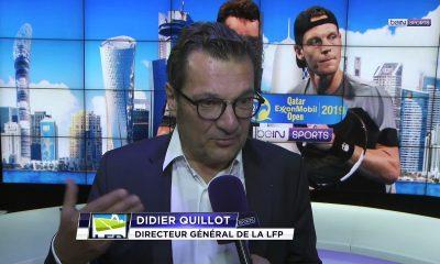 """Quillot: """"Le PSG est clairement notre locomotive"""""""