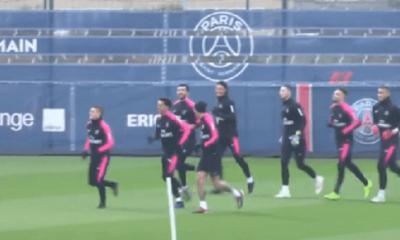 Amiens/PSG - Neymar, Buffon, Kimpembe et Rabiot absents de l'entraînement, Mbappé présent