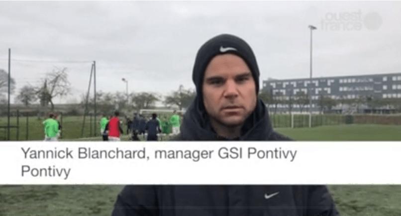 """Exclu - Pontivy/PSG, Blanchard """"Il faudra sortir avec le sentiment d'avoir tout donné et d'avoir essayé quelque chose"""""""