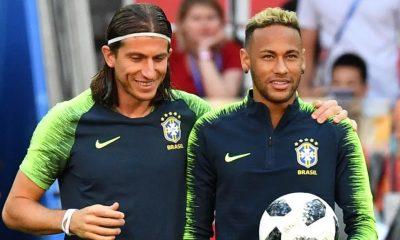 "Filipe Luís : ""Neymar est un gars sensationnel"""
