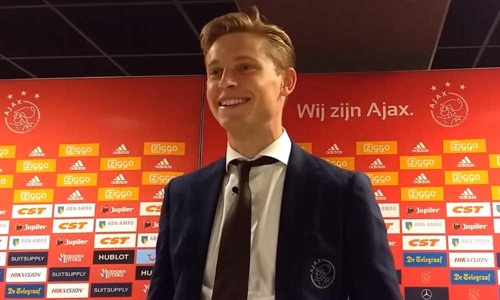 Kike Marin: «De Jong? L'Ajax a déjà un accord avec le PSG avec l'aval du joueur»