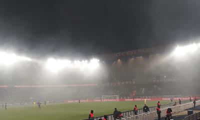 Ligue 1 - Le PSG condamné à un huis clos partiel et à une amende suite à l'utilisation de fumigènes