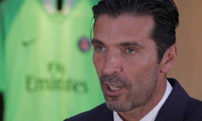 """Mercato - Buffon: """"Les rumeurs font partie de la grandeur des joueurs"""""""