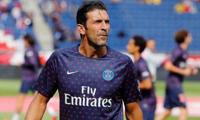 """Deschamps: """"Buffon donne une nouvelle dimension au PSG"""""""