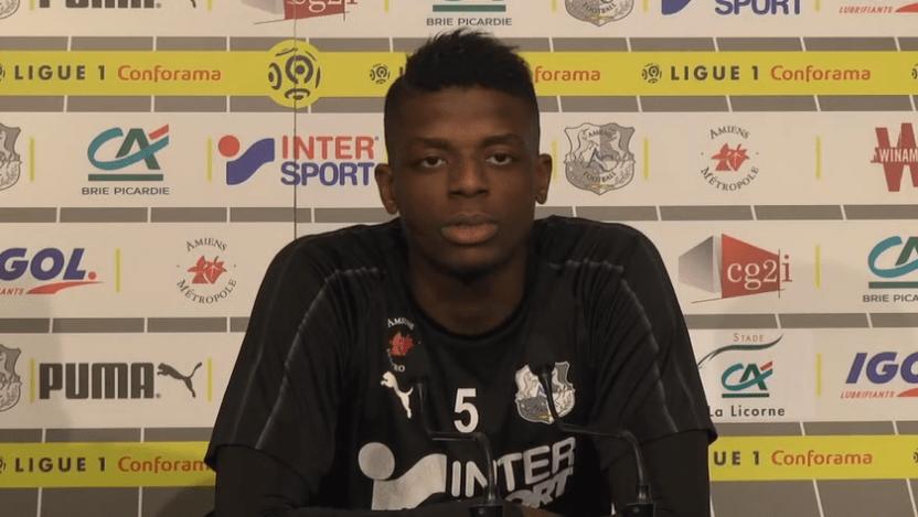 """Amiens/PSG - Gnahoré """"Guingamp, ça nous donne le sentiment qu'il y a chose à faire"""""""