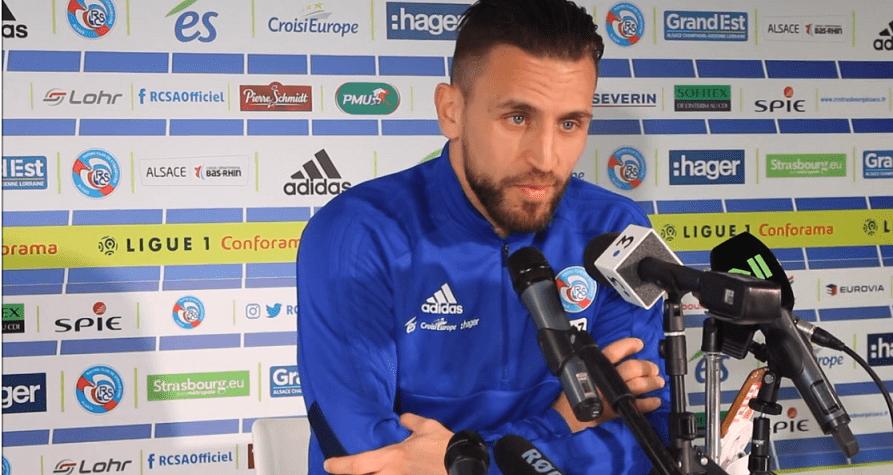"PSG/Strasboug - Gonçalves ""On a envie de bien figurer sans aller au Parc en victime"""