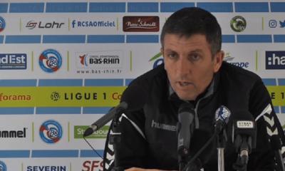 """PSG/Strasbourg - Laurey """"Sportivement, c'est l'objectif qui concentre le moins notre attention""""."""