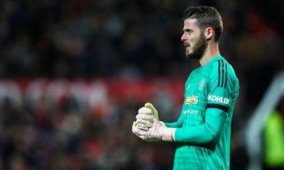 Manchester United s'impose contre Tottenham grâce à un immense De Gea