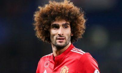 Manchester United/PSG - Fellaini probablement absent, mais plusieurs joueurs reviennent