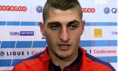 """PSG/Guingamp - Verratti """"C'était un match un peu bizarre et on devait tuer ce match.."""""""