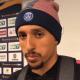 """PSG/Guingamp - Marquinhos """"Le maillot et le nom ne gagnent pas les matchs"""""""