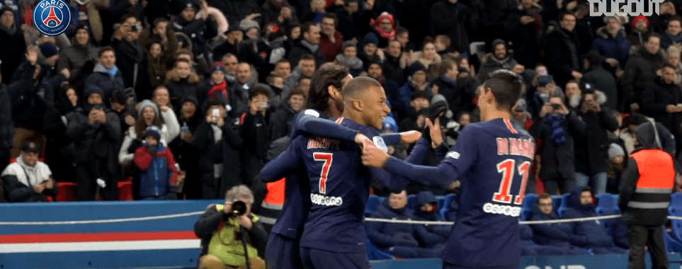 PSG/Rennes - Focus sur Mbappé, revivez sa performance au plus près grâce à Dugout
