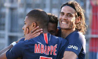 Mbappé / Neymar / Cavani - PSG