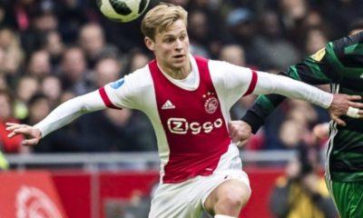 Joris Delle dépeint le portrait de Frenkie De Jong : un excellent joueur qui doit encore confirmer