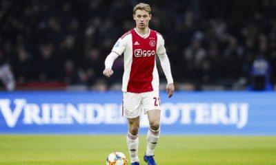 Mercato - De Jong au PSG dans les prochains jours, selon AS