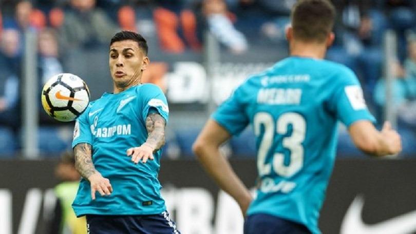 Mercato - Leandro Paredes confirme que le PSG a fait une offre pour lui, mais aussi que le Zénith ne le laissera pas partir