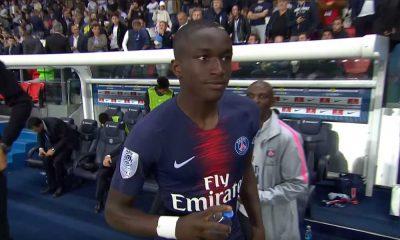 """Diaby: """"Mes coéquipiers me disent d'observer Neymar ou Draxler"""""""