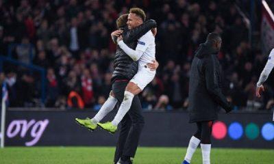 """Neymar se dit prêt à donner sa """"vie sur le terrain"""" pour Tuchel et répond aux rumeurs de départ"""