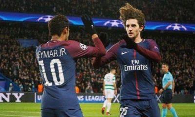 Neymar + Rabiot