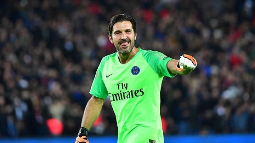 PSGGuingamp - Buffon nous voulions montrer que nous sommes encore la plus forte équipe de France